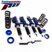 Coilovers Suspension Kit For 2007 2011 Toyota Camry Adjustable Height Non adjustable Damper