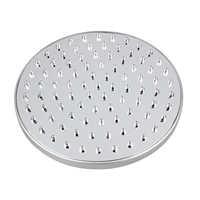 WSFS Hot Sale UK Send 8 Inch Bathroom Room Chrome Large Round Mixer Fix Rain Shower Head 200mm