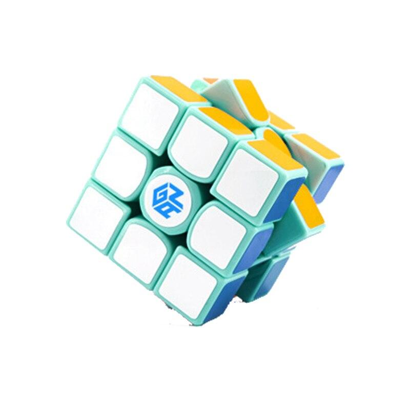 Gan 365 Air Limited Édition Menthe Vert Magic Speed Cube 3x3x3 Magique Puzzle Cube Apprentissage Éducatif Cadeau de noël Pour Enfants