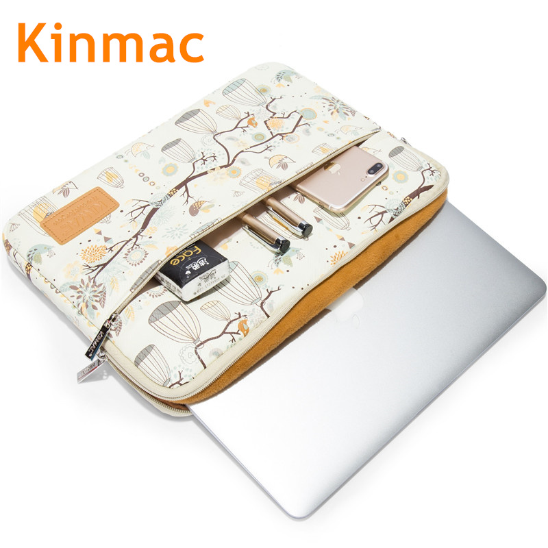 2019 Kinmac Brand <font><b>Sleeve</b></font> Case For <font><b>Laptop</b></font> 13,<font><b>14</b></font>,15,15.6 <font><b>inch</b></font> Bag for Macbook Air Pro 13.3, 15.4 Compute <font><b>14</b></font>.1, Free Shipping KC10 image
