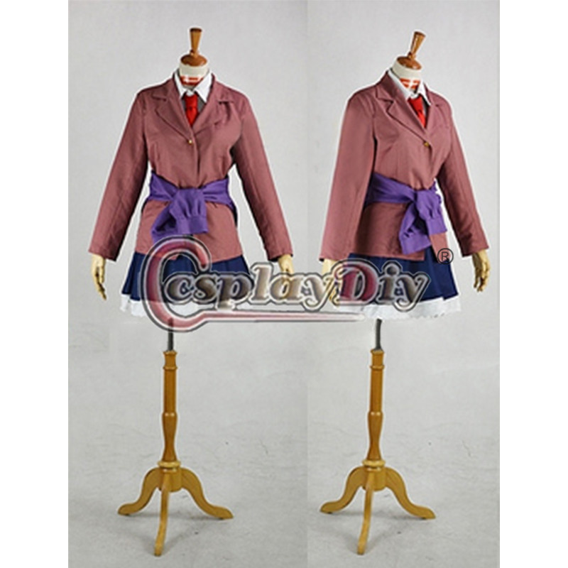 Naho Saenoki From Corpse Party For Adult font b Women b font Carnival Party Dress Custom