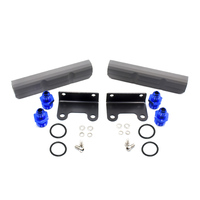 Cnspeed carril de combustible para Subaru Impreza sub GDA GDB carril de combustible Turbo fuel Rail kits suministro de combustible MS100736-GY