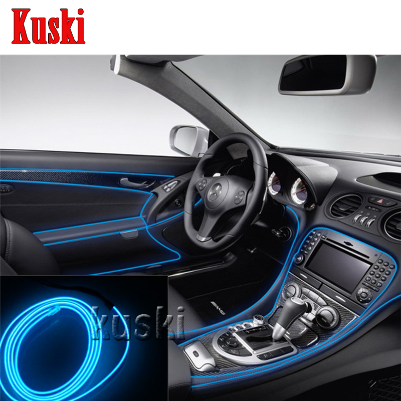 Car Interior Atmosphere Lights For Chevrolet Cruze Aveo