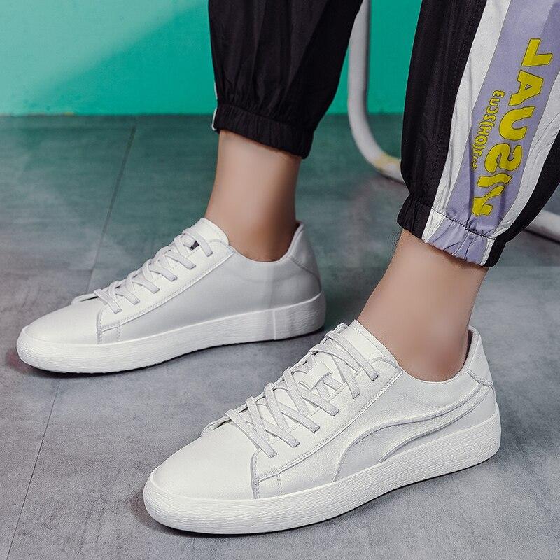 Moda Skate Não Sapatos Formadores Respirável Casual Masculino 2019 De Homens New slip Hard yellow Tenis wearing Arrival white Black Sapatilhas PwIqEa