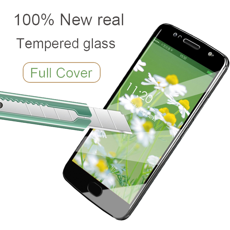 hot sale online abcac f4a1a US $1.41 7% OFF|Protection Case For Motorola Moto E4 G5 G5s G6 C 4E Plus Z2  Z3 Play Screen Protector Tempered Protective Glass Film Protect Glas-in ...
