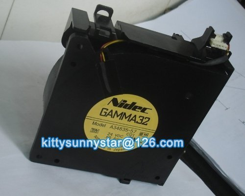 Replace HP DL360 G2 Server fans,229271-001,Compaq Spare SPS-Fan 252360-001 Heatsink Fan A34835-57 24V Cooling Fan