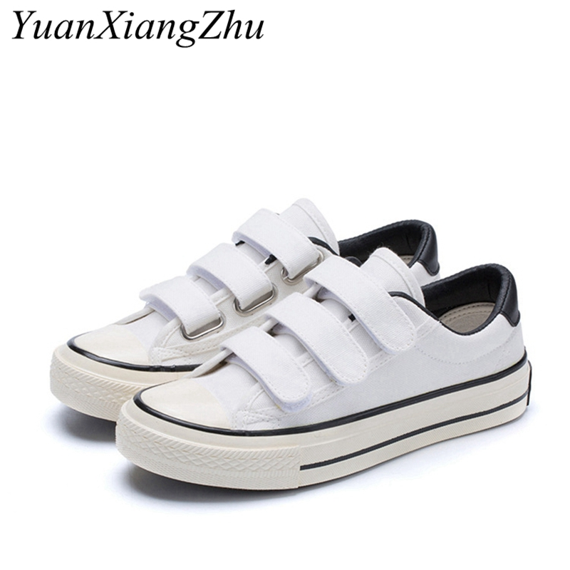 Casual women shoes 2018 new arrival lace-up canvas shoes woman fashion solid hook&loop Female shoes sneakers tenis feminino mwy women breathable casual shoes new women s soft soles flat shoes fashion air mesh summer shoes female tenis feminino sneakers