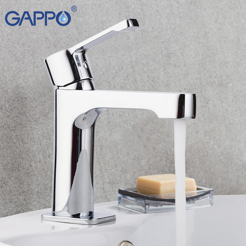 GAPPO basin faucets brass water taps bathroom faucet tap bath basin mixer water faucet restroom faucets gappo brass bathroom basin faucet bath pull out tap cold and hot water mixer taps bath room sink faucets grifo lavabo g1209