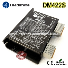 цена на New Arrival Leadshine DSP Stepper Drive DM422S Stepper Drive Max 36 VDC Compatible with Stepper Motor Drive DM422C or DM422