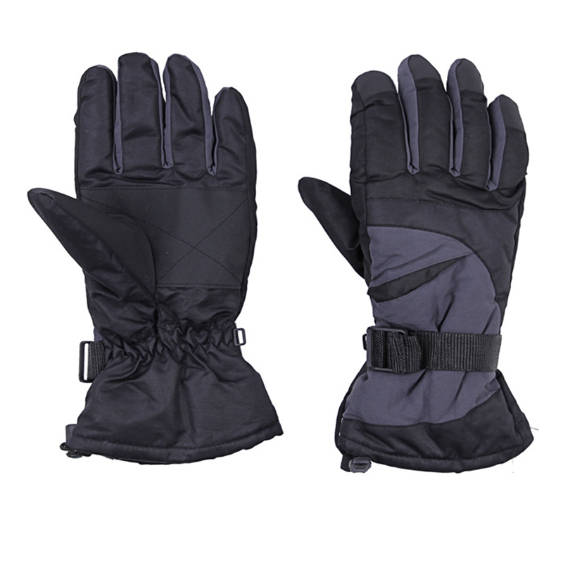 Winter Cycling Gloves Full Finger Thicker Anti-Slip Keep Warm Outdoor MTB Road Bike Motorcycle Gloves Skiing Fishing Gloves
