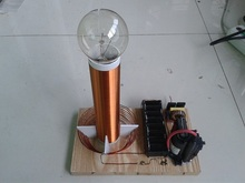 mini tesla coil Teaching experiment