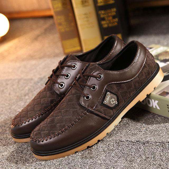 dd3858da26 Man Summer Platform Shoes Corduroy Shoes Men Lace Up Flat Shoes Mens  Patchwork Casual Flats With Soft Rubber Outsole