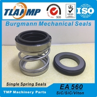 EA560 22 560A 22 EagleBurgmann Mechanical Seals For Chemical Industry Submersible Circulating Pumps Material SiC SiC