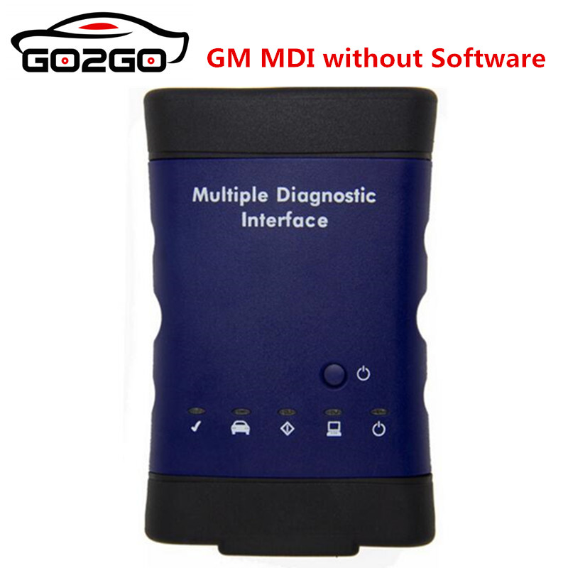 цена на Top selling GM MDI wifi hdd 2017.2 optinal Multiple Diagnostic Interface gm mdi Diagnostic Tool with free DHL Shipping