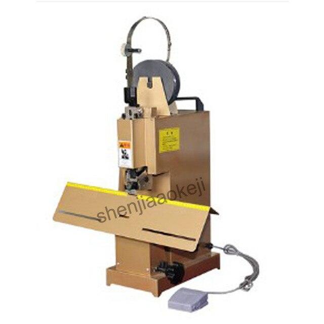 Electric stapler Single head Iron Wire binding machine flat nail /saddle nail stitching machine electric binding machine