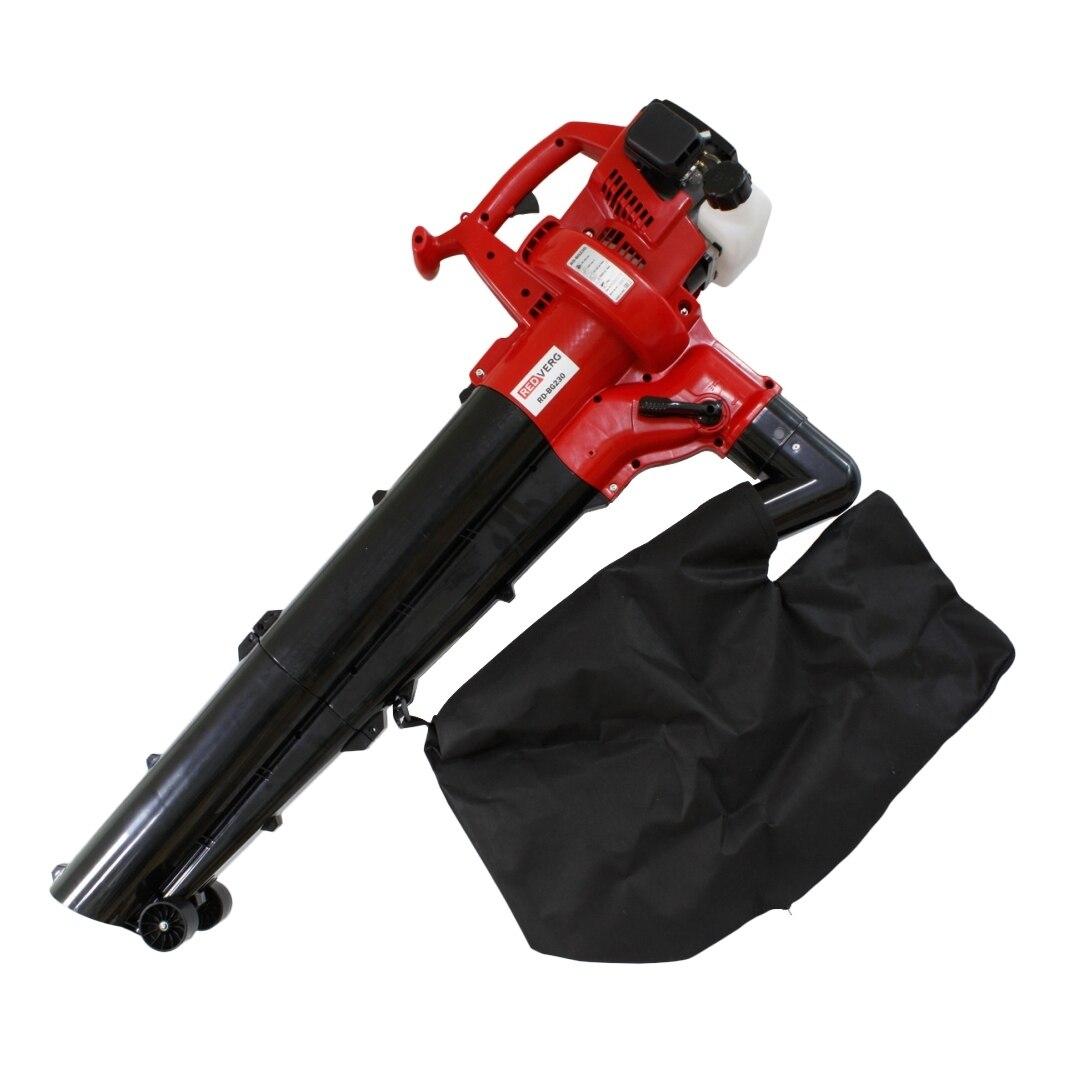 Blower petrol RedVerg RD-BG230 садовый пылесос воздуходувка redverg rd bg230