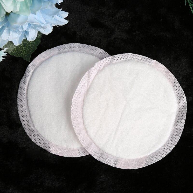 2018 New 1set/100Pcs Disposable Breast Nursing Pads Nipple Cover Leakproof Breastfeeding Care Breast Feeding