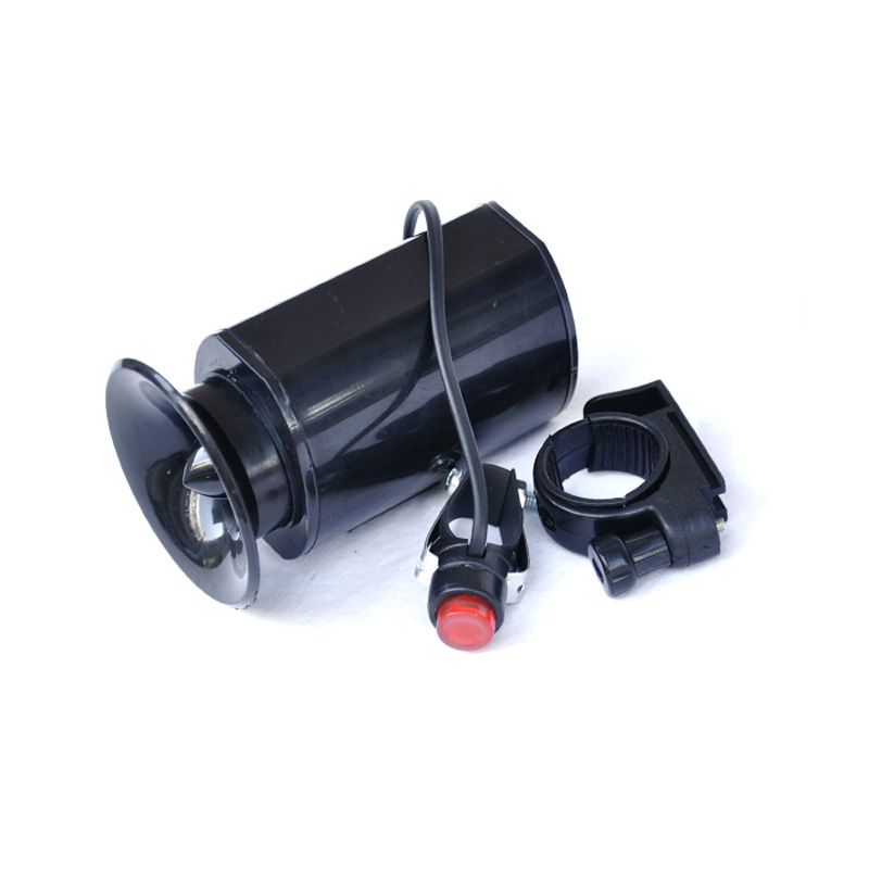 6-sound Bike Bicycle Super-Loud Electronic Siren Horn Bell Ring Alarm Speaker Strong Loud Air Alarm Bell Sound Bike Horn Safety