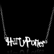 Harry Potter film surrounding accessories Monogram Necklace Pendant FREE SHIPPING(China (Mainland))