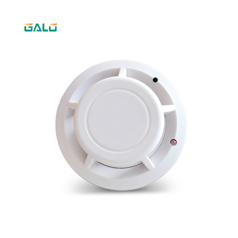 High Sensitive Independent Smoke Detector Protection Sensor for Home House Office Fire Alarm System Security Smoke Detector