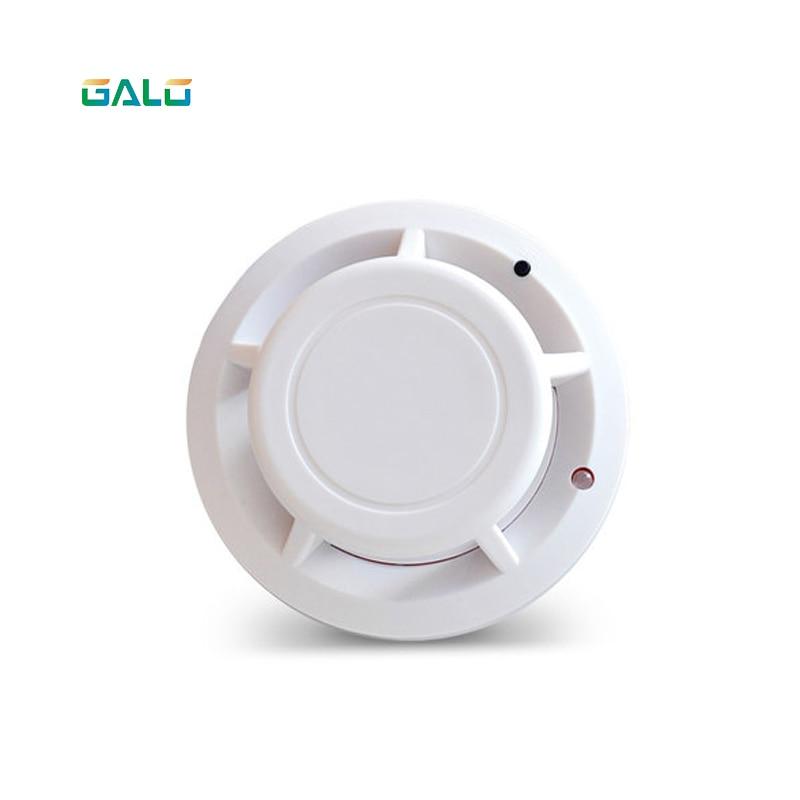 High Sensitive Independent Smoke Detector Protection Sensor for Home House Office Fire Alarm System Security Smoke Detector все цены