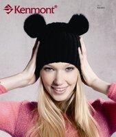 Gratis Verzending Vakantie verkoop groothandel kids beanie winnaar cap mode gebreide cap kenmont KM-4804 HUT