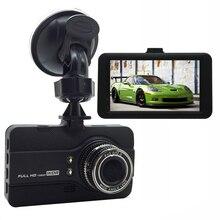 "Coche dvr 3.0 ""pantalla Función WDR Visión Nocturna HD 1080 P 170 Grados Dash Cam g-sensor de la Cámara Del Coche DVR Cámara de la Rociada Grabadora de vídeo"