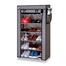 Thick Non-woven Fabric Dustproof Multi-layer Shoe Cabinet Creative DIY Combination Cabinet Storage Shoe Rack