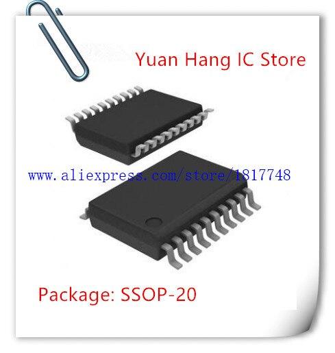 Nowy 10 sztuk/partia PIC16F720 PIC16F720-I PIC16F720-I/SS SSOP-20 IC