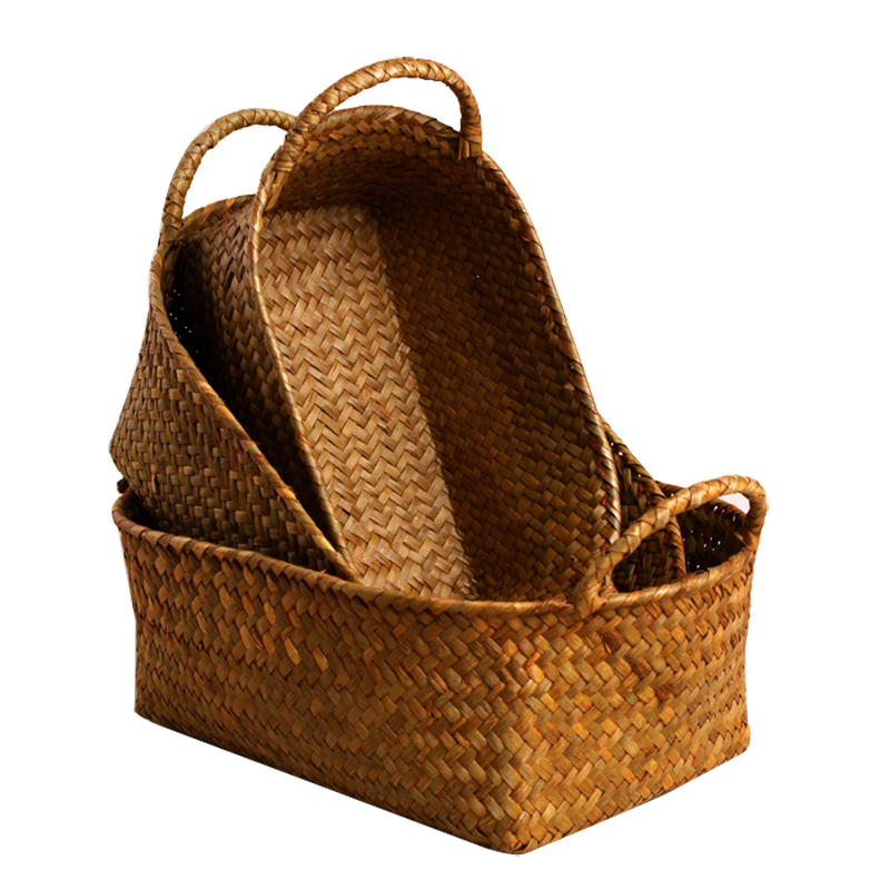 Online Buy Wholesale Bamboo Basket From China Bamboo