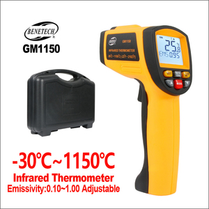 Image 2 - BENETECH Thermometer Infrared Thermometer Digital Electronic Handheld Laser Industrial Temperature Hygrometer IR Thermometer