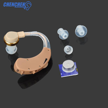 Best Cheap Hearing Aid Sound Voice Amplifier Sound BTE Hearing Care Digital Aids Ear Care Promotion Price Free Shipping