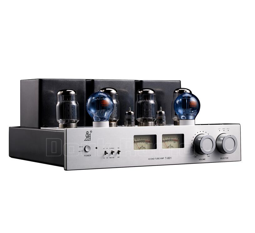 Nobsound Latest Hi-End KT88 Push-pull Tube Amplifier Audio HiFi Stereo  Class A Single-ended Power Amp 50W+50W