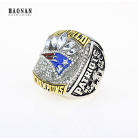 2016 New England Patriots Superbowl Championship Rings Super Bowl Championship Ring MVP BRADY The Newest Official