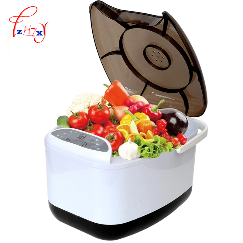 Mini Household 4.5L Vegetable Fruit Washers fruit Washing Machine Vegetable Fruit Vegetable Washers easy to use RZ06A 1pc kone drive v3f16l inner board km964619g01