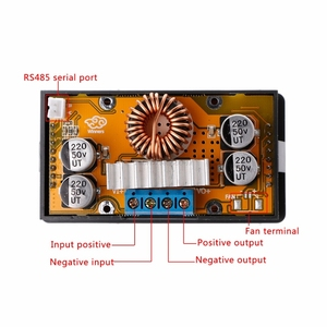 Image 3 - 5A DC DC Step Down Module Adjustable Step Down Voltage Buck Power Supply Module Dropship