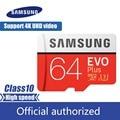 Samsung 32 gb micro sd evo plus 64 gb cartão de memória class10 128 gb microsdxc u3 UHS-I 256 gb tf cartão 4 k hd para smartphone tablet etc