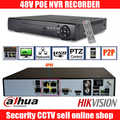 8CH 1080 P HD In Tempo Reale onvif POE network Video Recorder dahua hikvision 2MP poe della macchina fotografica di sostegno 8ch POE NVR recorder 48 V POE nvr
