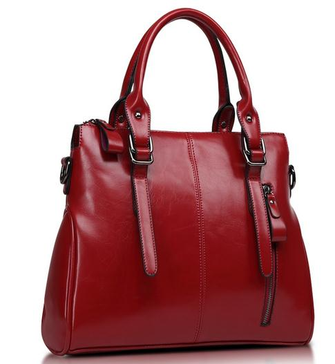 ФОТО Hot!eather women's handbag 2017 women's handbag fashion women's handbag shoulder bag cowhide women's handbag big bag