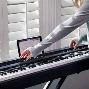 Image 2 - De Een Piano Hi Lite Fit Voor 88 Toetsen Elektronische Toetsenbord Led Light Strip Smart Piano Bar