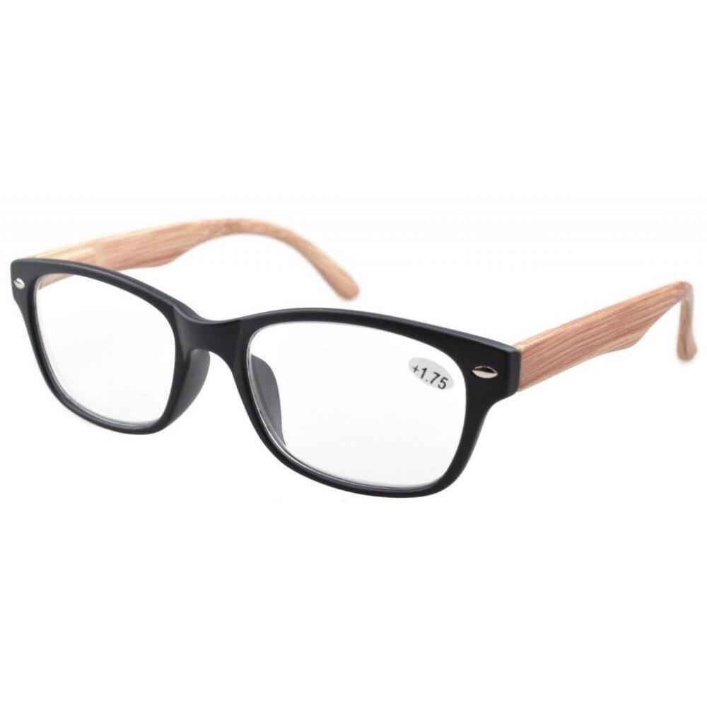 639a91bb7 R017 eyekepper Spring hinge madera de grano impreso armas Gafas para leer y  lectura Gafas de sol + 1.00 --- + 4.00