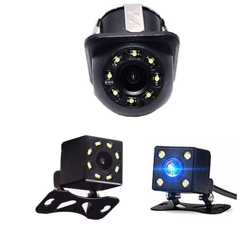 Waterproof Car Rearview Rear View Camera For Vehicle Truck, RV, Mini-van Parking Reverse System