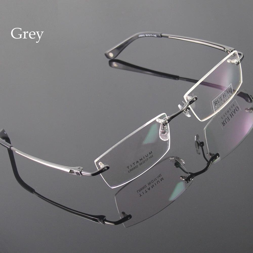 c3acaf8e41 Rimless Titanium Frame Glasses « One More Soul