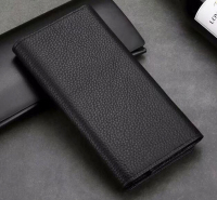 Genuine Wallet Leather Mobile Phone Case For Xiaomi Redmi Y1 Y1 Lite Mi A1 Mi Note