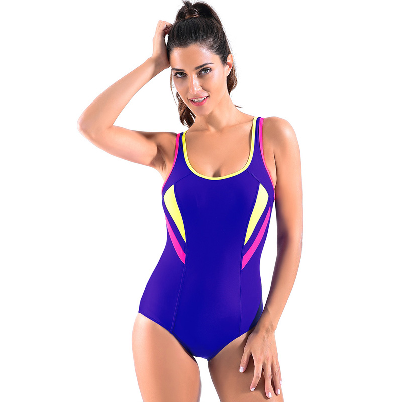 Swimwear Women Girls One Piece Suits Swimsuits Swimsuit One Piece Swimwear Kids Competitive Swimming Suit Racing Swim Suit