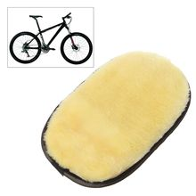 1 Pc Bicycle Clean Tools Road Mountain Bike Seat Cleaning Plush Gloves Efficient Convenience Supplies