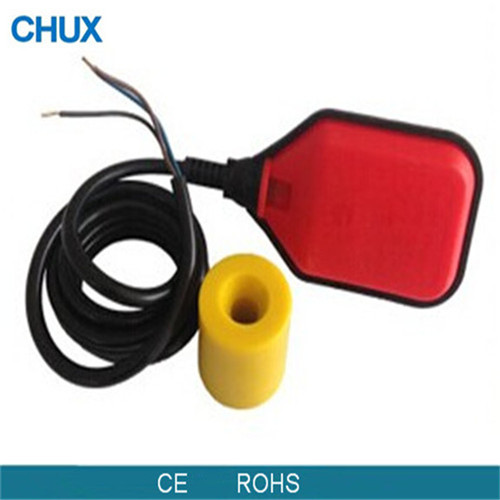 15m water level sensor liquid Float Pressure Switch for Industry Fluid Level Sensor 220v (CX-M15-1) 4a 8a level float switch pp water level control for water pump water tower tank normally closed