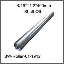 Gravity conveyor roller conveyor idler Galvanized conveyor pulley belt conveyor roller rubber lagged drive roller