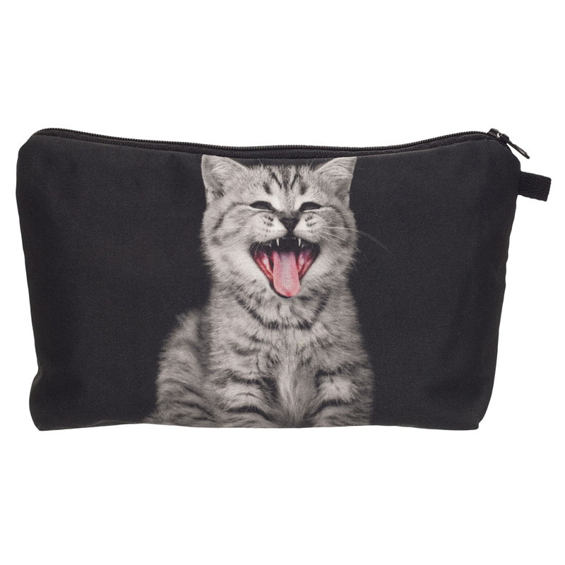 Dog Pencil Case Cat Kalem Kutusu Kawai Estuche Escolar Animal Estojo Escola Pencilcase Trousse Scolaire Stylo Papelaria