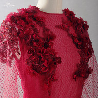 RSE854 о декольте одежда с длинным рукавом шифоновая юбка прозрачный топ Vestido De Formatura Лонго